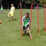 Ferien und Fussballcamp